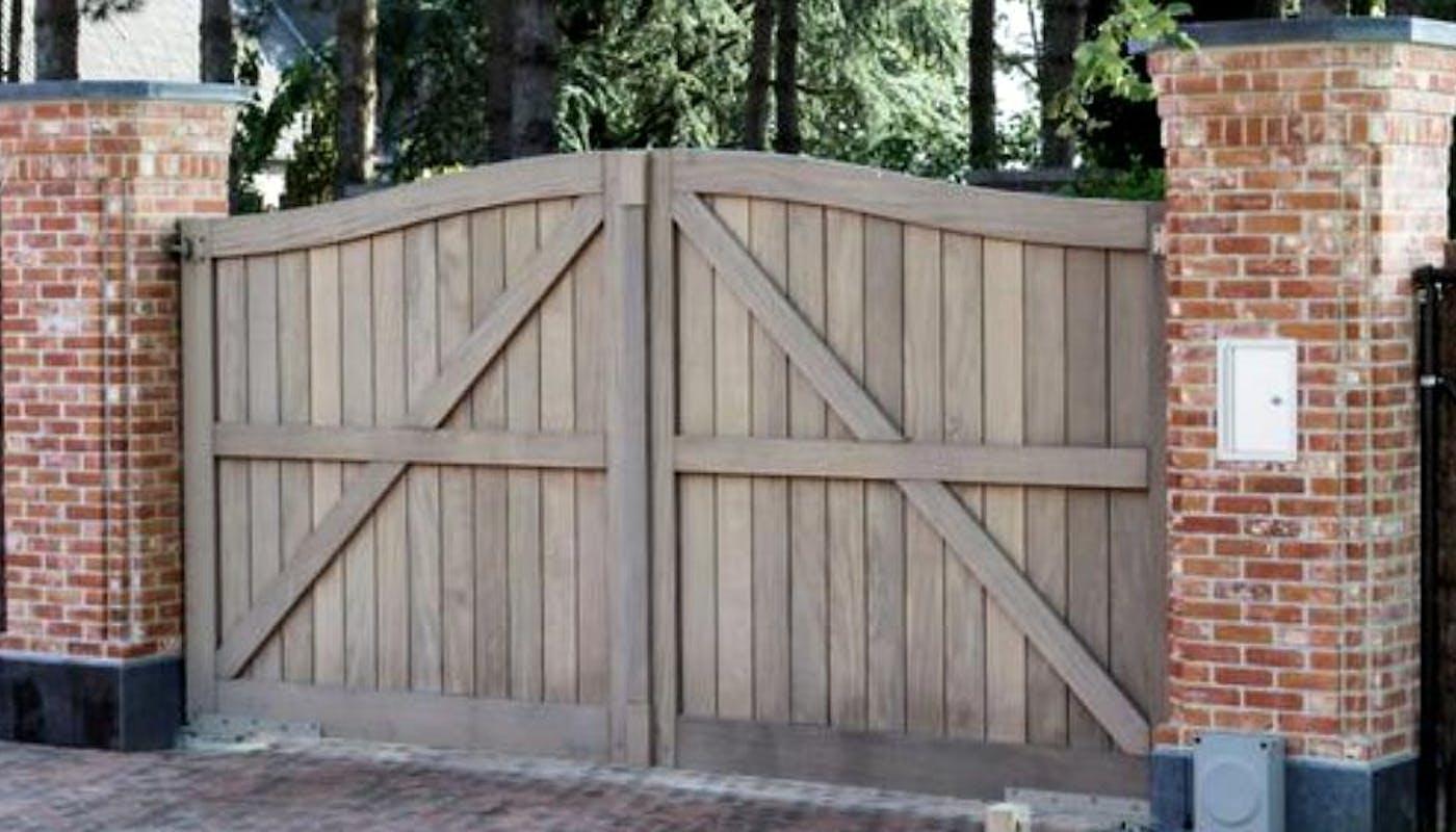 exemple de déclaration préalable clôture et portail