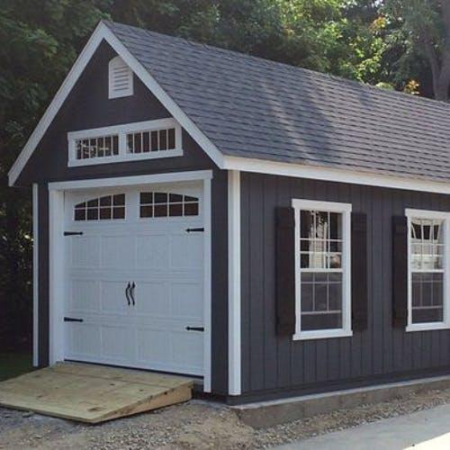 Type de garage 3
