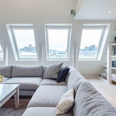 idées de fenêtre de toit pour plus de luminosité