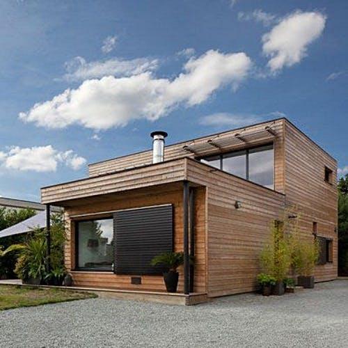 Types de maison écologique : la maison bioclimatique