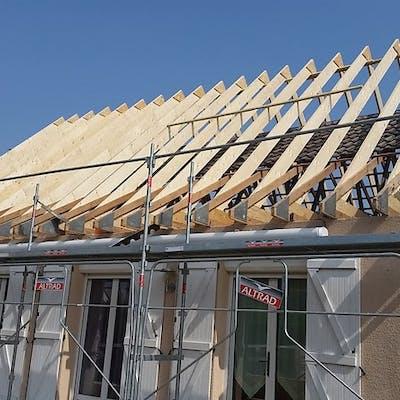 Changement de pente de la toiture, que des bénéfices !