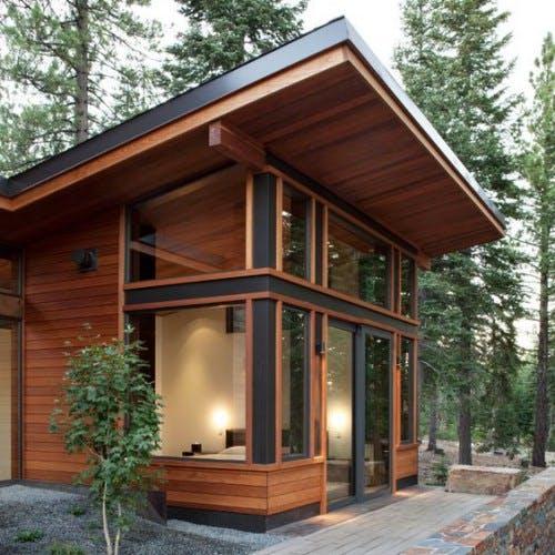 Types de maison écologique : la maison passive