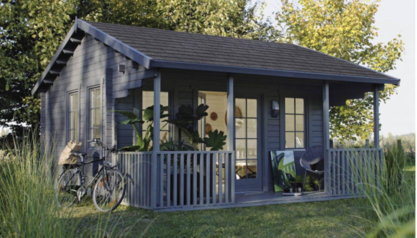 5 idées d'abris pour profiter du jardin