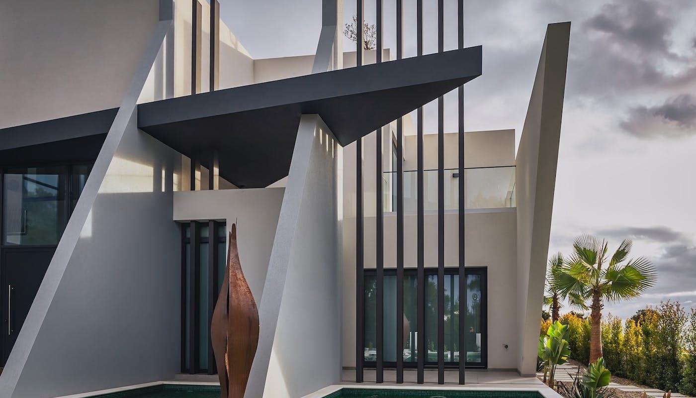 Une Maison D Architecte Pour Une Construction Moderne