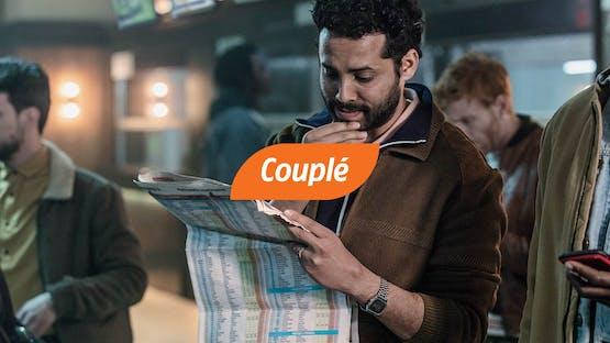 Parier au Couplé