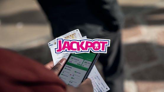 Parier en formule Jackpot