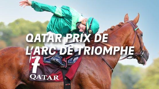 Qatar Prix de l'Arc de Triomphe 2021
