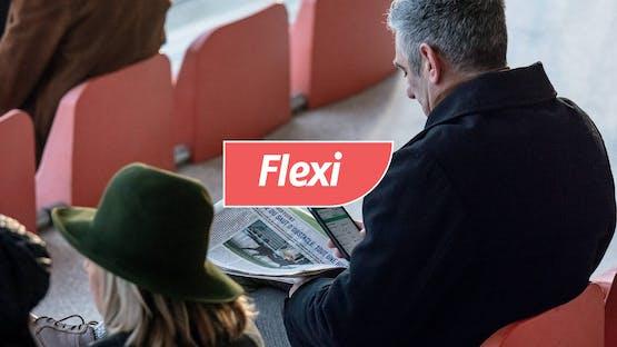 Parier en formule Flexi