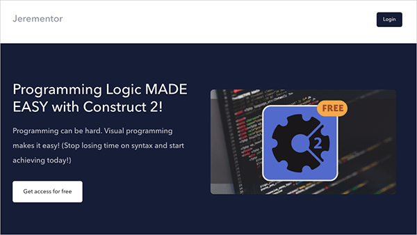 Programming Logic MADE EASY with Construct 2!