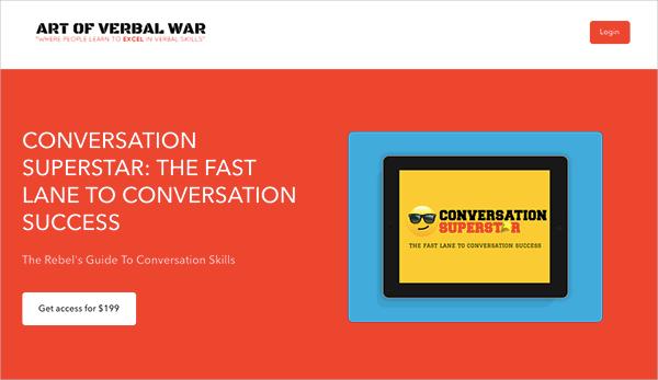 Conversation Superstar: The Fast Lane to Conversation Success