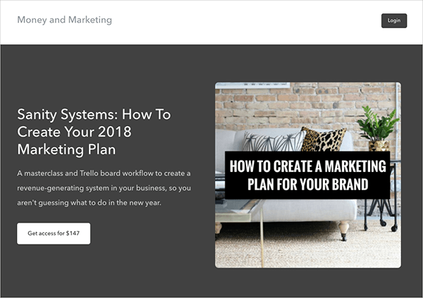 Sanity Systems: How To Create Your 2018 Marketing Plan