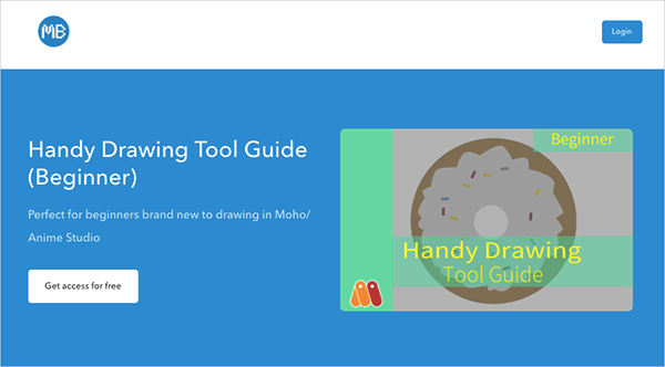 Handy Drawing Tool Guide(Beginner)