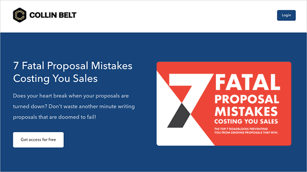 7 Fatal Proposal Mistakes Costing You Sales