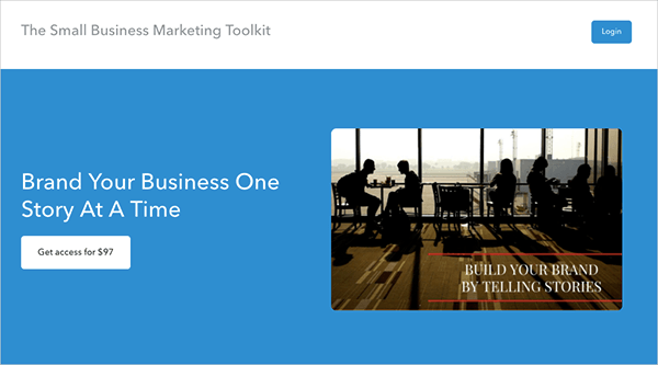 Brand Your Business One Story At a Time