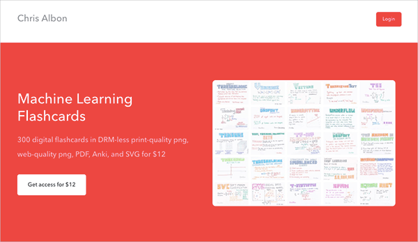 Machine Learning Flashcards
