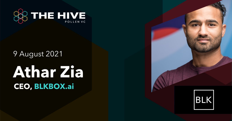 Athar Zia, The Hive header