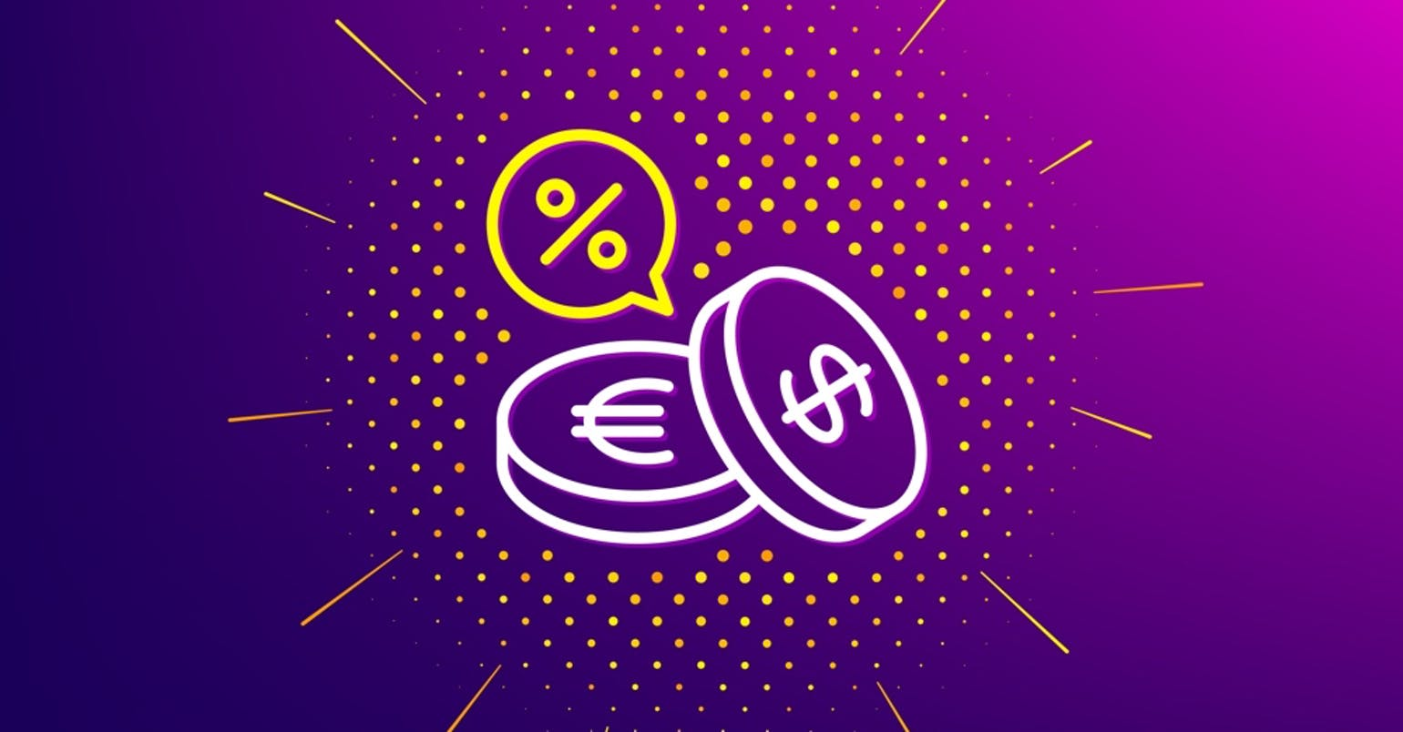Coins money icons ua managers