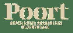 Poort Beach Hotel logo