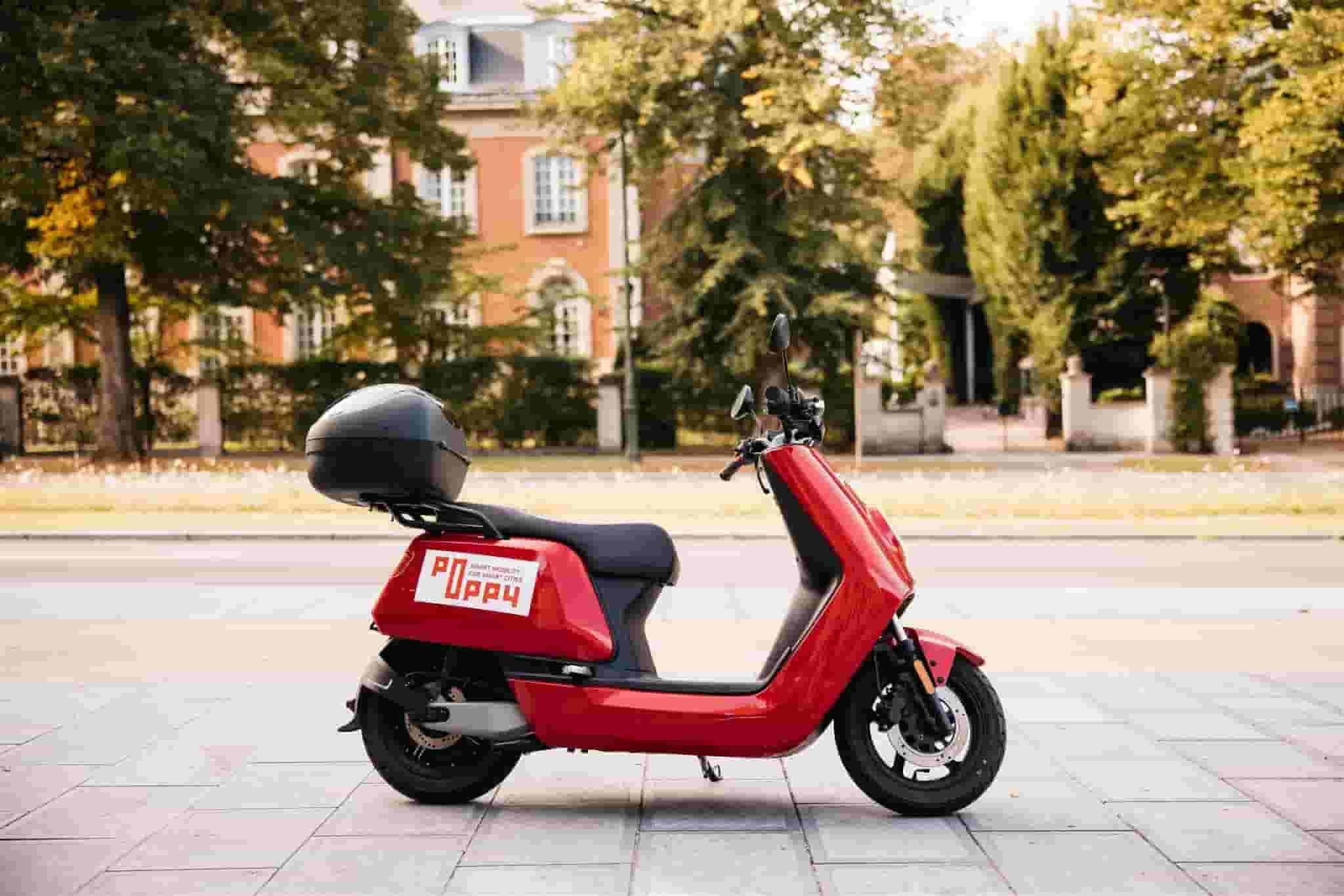 Poppy scooter