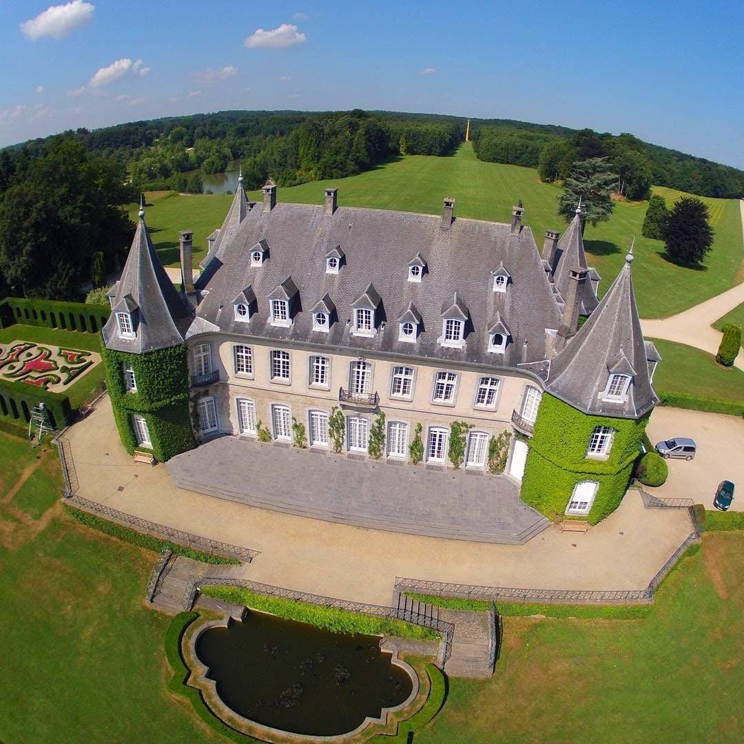 Castle of la Hulpe