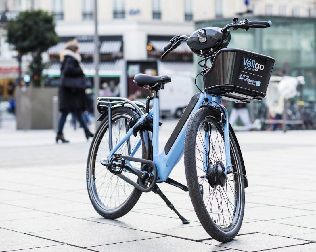 Vélo à assistance électrique Véligo Location