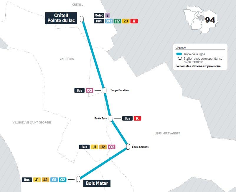 Infographie : Le plan du cable-A, Téléval