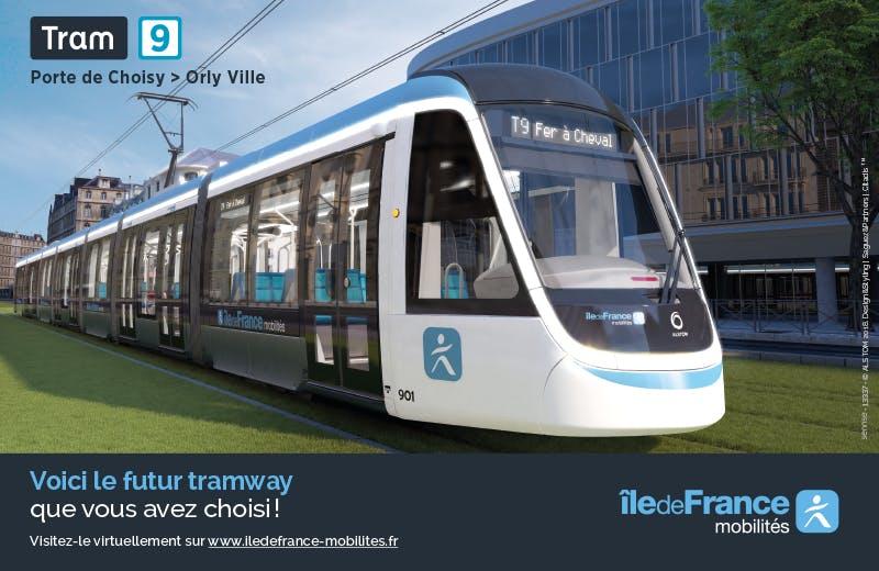 Illustration nouveau Tram 9