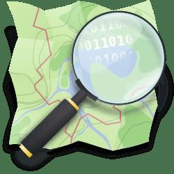Infographie : Logo OpenStreetMap (OSM)