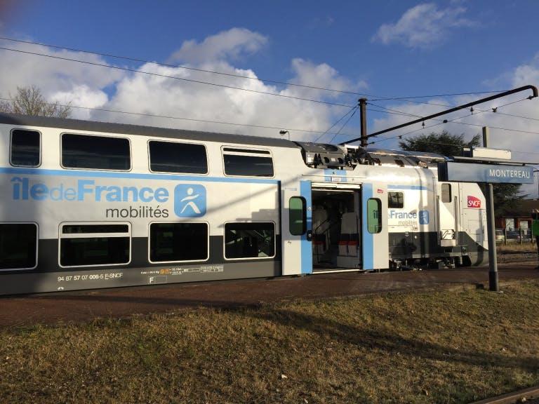 Regio 2N, nouvelle génération de Train à bord