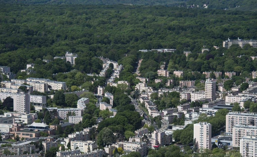 Perspective sur l'espace naturel en ville