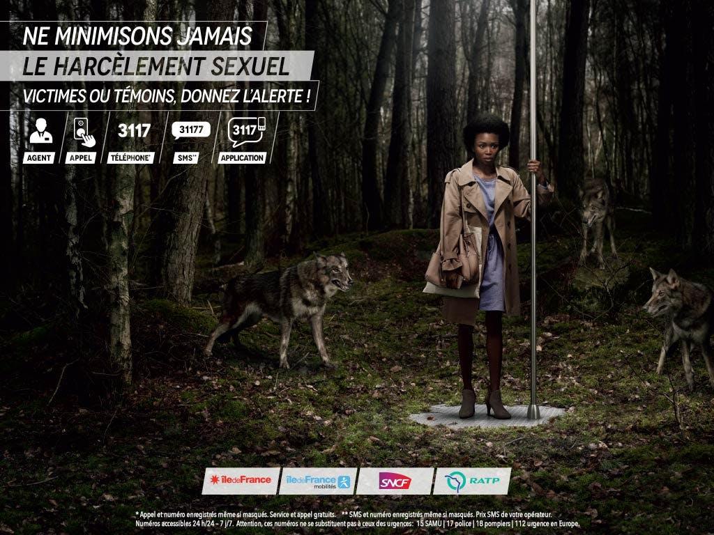 Campagne de lutte contre harcèlement sexuel dans les transports : Ne minimisons jamais le harcèlement sexuel