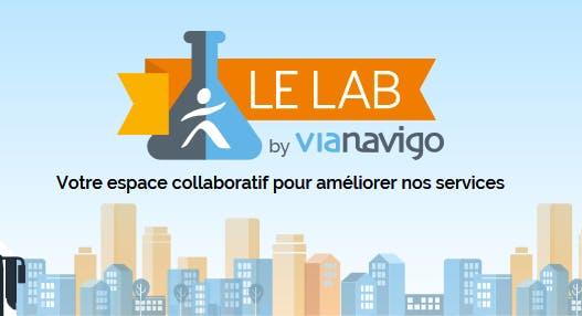 Infographie : Vianavigo, espace collaboratif pour améliorer les services de transport