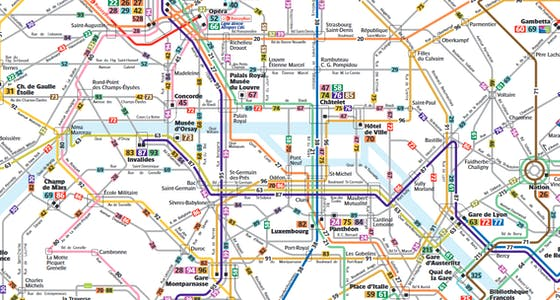 Notre Reseau De Transports En Commun Le Bus Ile De France Mobilites