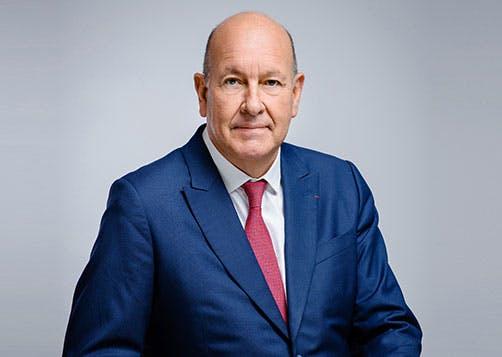 Michel Mathieu, Directeur Général LCL, invité sur RTL