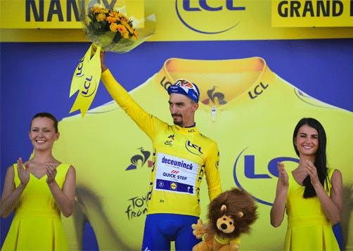 Étape 4 du Tour de France 2019