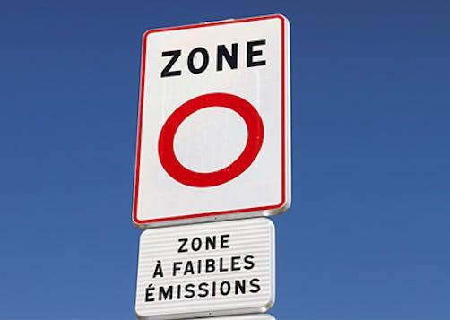 zones à faibles émissions mobilité (ZFE-m)  : LCL Banque et Assurance