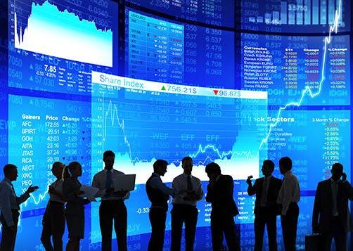 Le CAC 40 et les principaux indices boursiers mondiaux