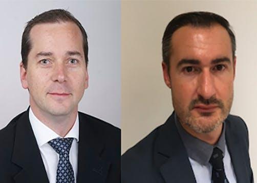 Nicolas Descat et Bruno Hervé, juristes-fiscalistes patrimoniaux.