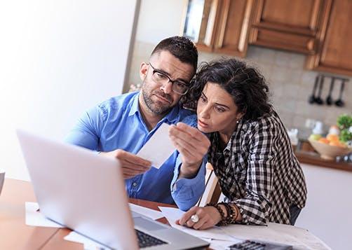 Difficultés financières : quelles solutions?