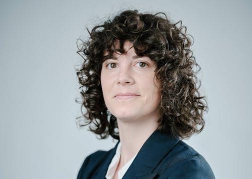 Anne Claire Barbéri, responsable RSE et Innovation chez Périal - LCL Banque Privée