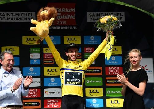Étape 6 du Critérium du Dauphiné 2019