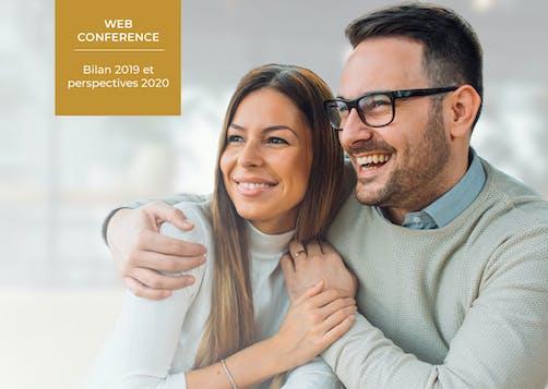 webconférence Economie, marchés et stratégie  d'investissement dans les mandats de gestion de LCL - Bilan 2019 et perspectives 2020