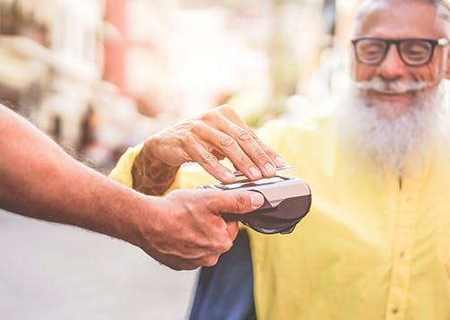 Paiement sans contact par carte : un paiement en toute sécurité !
