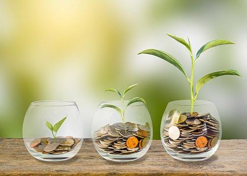 Le marché de l'épargne solidaire