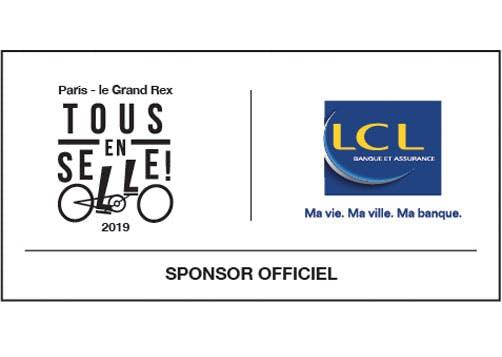 LCL, sponsor officiel de
