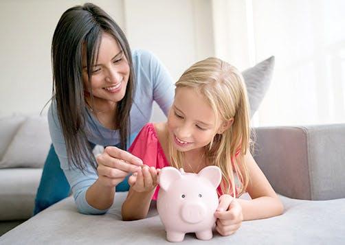 Apprendre à son enfant à gérer son budget : LCL Banque et Assurance