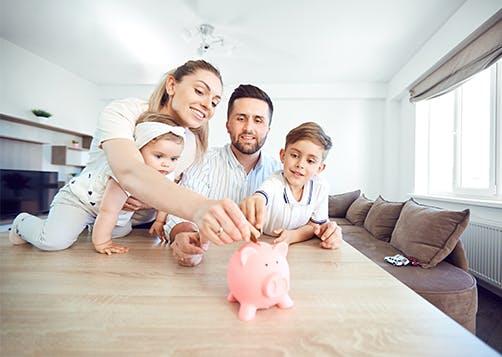 Achat immobilier : Comment constituer votre apport personnel : LCL Banque et Assurance