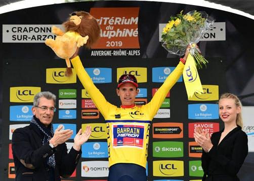 Critérium du Dauphiné 2019