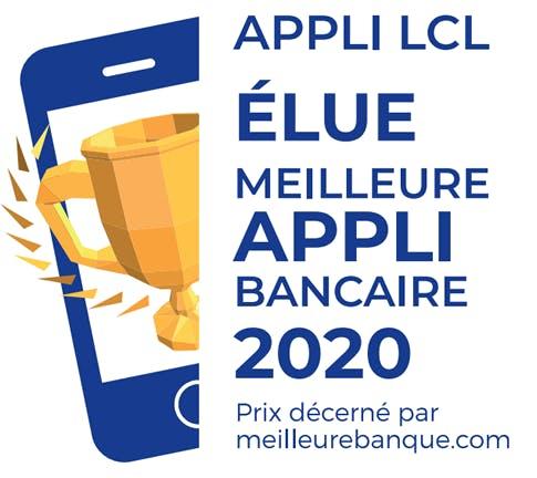 LCL Mes Comptes élue meilleure application mobile bancaire : LCL Banque et Assurance