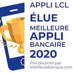 Meilleure Application mobile  : LCL Banque et Assurance